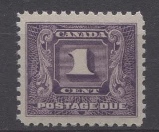 The Second Postage Due Issue of 1930-1933