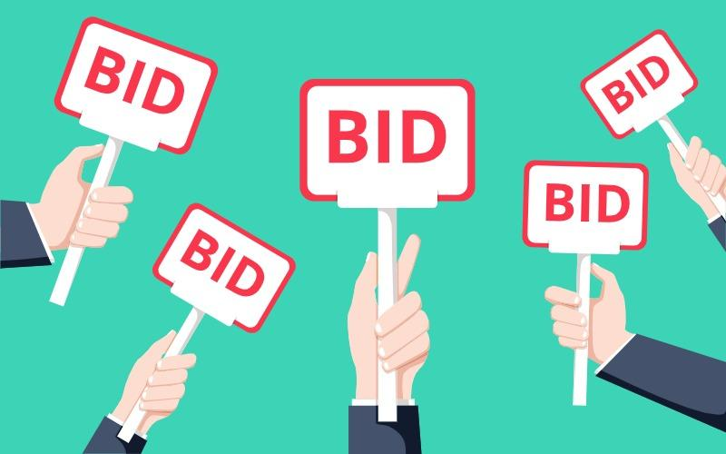 Current Weekly Auction - Closing Wednesday, August 28, 2019 at 8:00 pm Atlantic Time