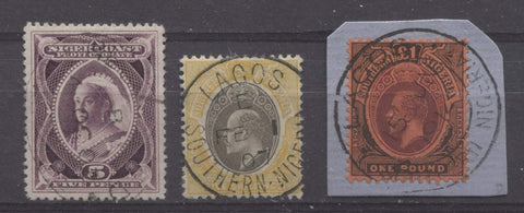 Very Fine and Superb Used Stamps