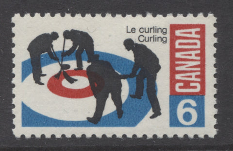 6c curling issue from 1969