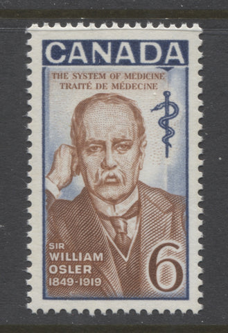 6c William Osler Issue of Canada from 1969