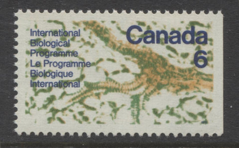 1970 International Biological Programme stamp of Canada