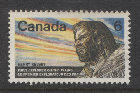 1970 Henry Kelsey stamp of Canada