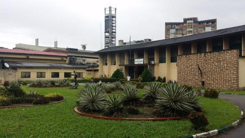 The national museum of Nigeria