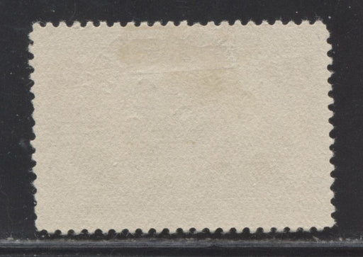 Canada #100 7c Olive Green Montcalm and Wolfe, 1908 Quebec Tercentenary Issue, A Fine CDS Used Example