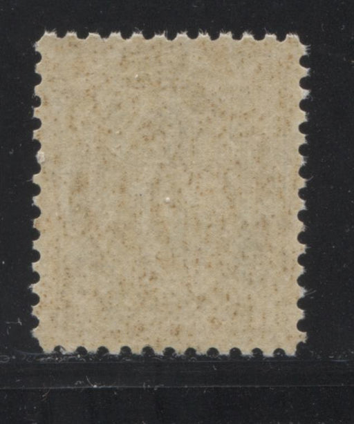 Canada #66 1/2c Black Queen Victoria, 1897-1898 Maple Leaf Issue, A Very Fine Mint NH Example on Vertical Wove