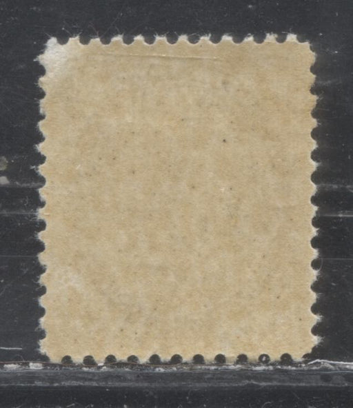 Canada #74 (SG#150) 1/2c Black 1898-1902 Numeral  Issue, a Fine OG Example on Vertical Wove