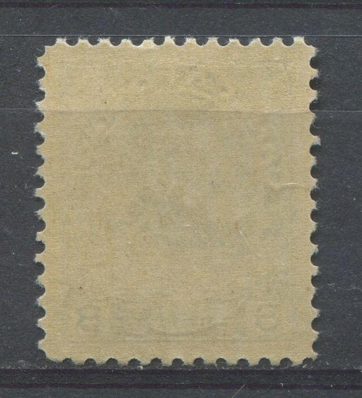 Canada #115 (SG#252) 8c Deep Dull Blue 1911-27 Admiral Issue Fine Mesh Paper VF-82-J OG Brixton Chrome