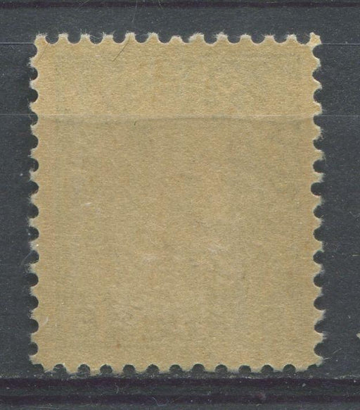 Canada #115 (SG#252) 8c Deep Dull Blue 1911-27 Admiral Issue Paper With No Mesh VF-75 OG LH Brixton Chrome