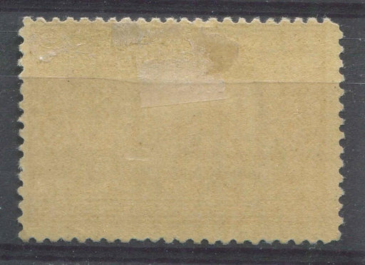 Canada #135 (SG#244) 3c Yellowish Bistre Brown 50th Anniversary of Confederation F-65 OG Brixton Chrome