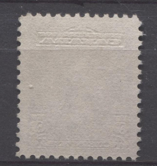 Canada #144 (SG#269) 5c Deep Slate Lilac Laurier 1927 Confederation Issue VF-80 CDS Used Brixton Chrome