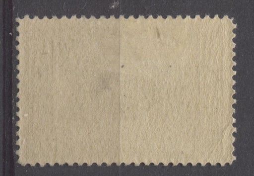 Canada #155 (SG#281) 10c Deep Dull Yellowish Green Mt. Hurd 1928 Scroll Issue VF-84 LH Brixton Chrome