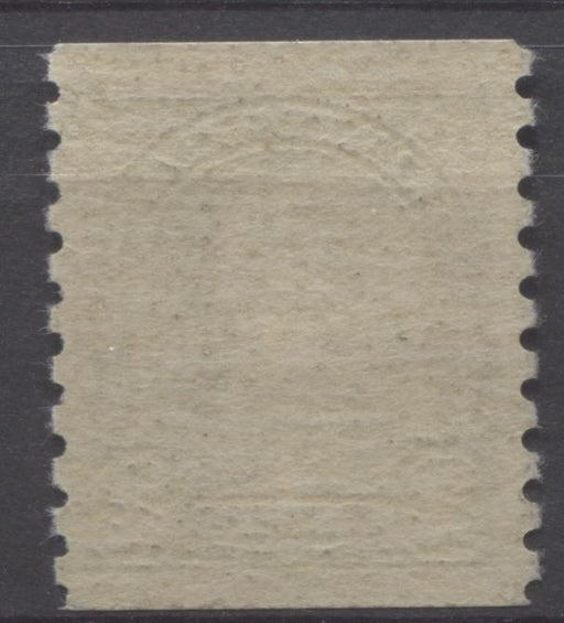Canada #180 (SG#306) 2c Deep Dull Green 1930-32 Arch Issue Coil Cream Gum VF-75 NH Brixton Chrome