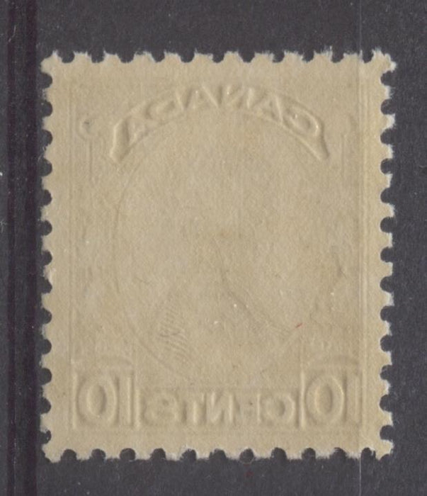 Canada #190 (SG#312) 10c Olive Green 1934 Georges Etienne Cartier Cream Gum VF-80 NH Brixton Chrome
