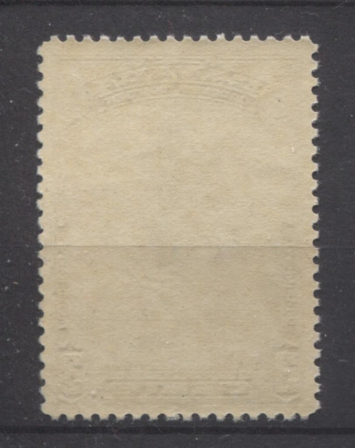 Canada #208 (SG#332) 3c Deep Steel Blue 1934 Jacques Cartier Issue Cream Gum VF-80 NH Brixton Chrome
