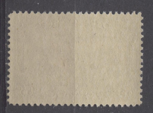 Canada #C1 (SG#274) 5c Light Olive Brown 1928 Scroll Issue Airmail Paper With No Mesh F-70 NH Brixton Chrome