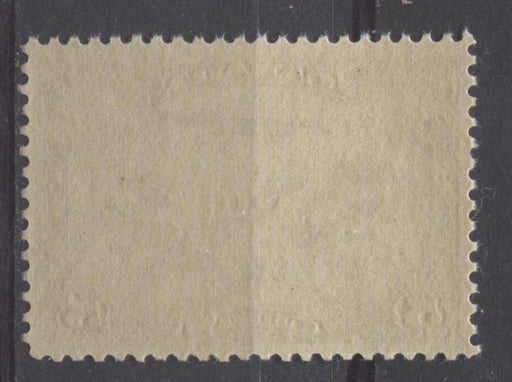 Canada #C1 (SG#274) 5c Olive Brown 1928 Scroll Issue Airmail Fine Mesh Paper VF-75 NH Brixton Chrome