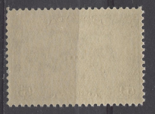 Canada #C1 (SG#274) 5c Olive Brown 1928 Scroll Issue Airmail Fine Mesh Paper VF-75 OG Brixton Chrome