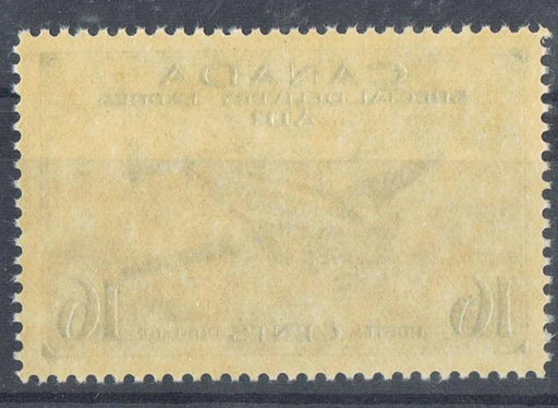 Canada #CE1 (SG#S13) 16c Bright Ultramarine 1942-43 Air Mail Special Delivery VF-75 NH Brixton Chrome