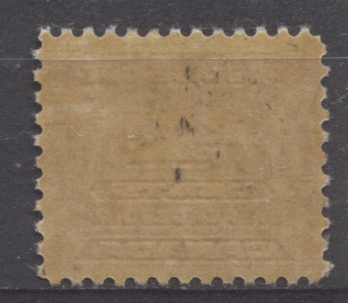 Canada #J13 (SG#D16) 4c Deep Slate Lilac 1933-34 Third Postage Due Brownish Gum VF-84 LH Brixton Chrome