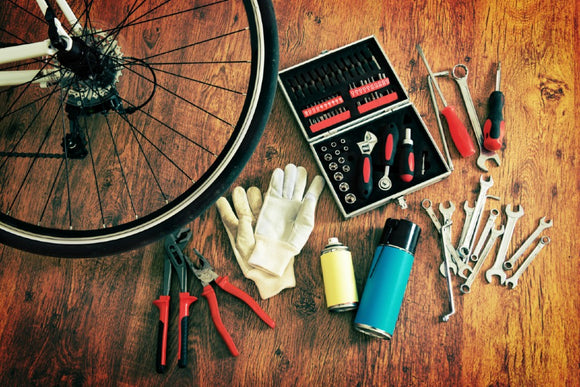 DIY bike maintenance