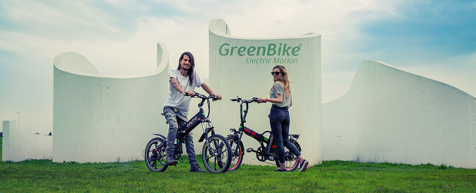 GreenBike Electric Motion by Relax and Ride Bikes | relaxandridebikes.com