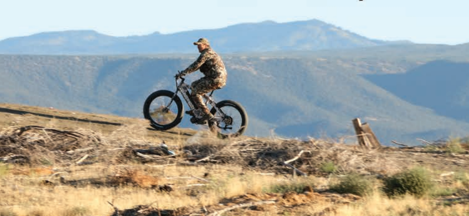 best ebikes for hunting