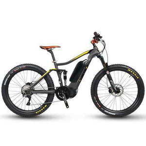 Quietkat 2019 Quantum Ultra Mid Drive Mountain Electric BikeRelax And Ride Bikes