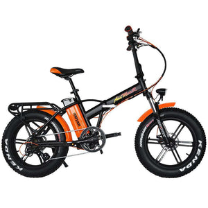 AddMotor 2019 NEW MOTAN M-150 R7 Folding Fat Tire Electric BikeRelax And Ride Bikes