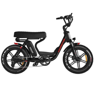 AddMotor MOTAN M-66 R7 Step Through Mini Moped Fat Electric BikeStep Through BikeAddMotorRelax And Ride Bikes