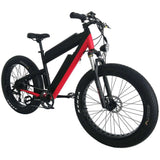 "AddMotor MOTAN M-B2 26"" Front Suspension Fat Tire Electric BikeRelax And Ride Bikes"