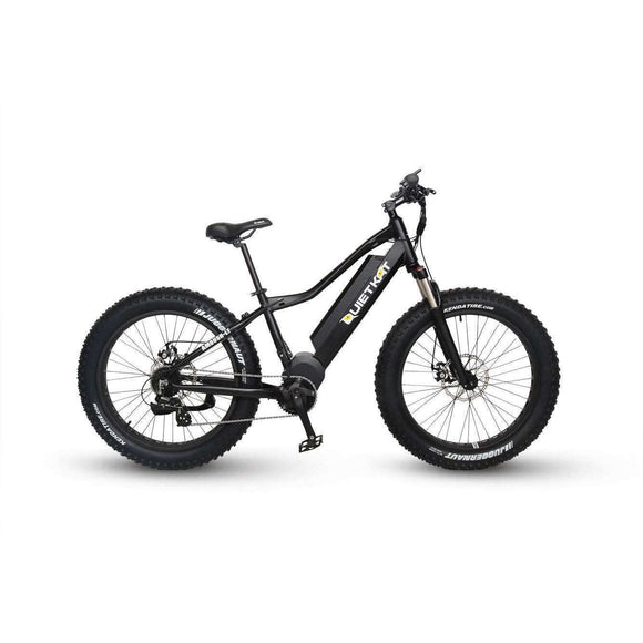 QuietKat Ambush LT 750 Fat Tire Electric BikeRelax And Ride Bikes