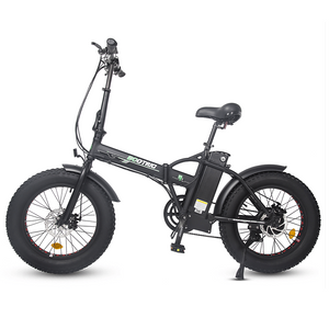 Ecotric 48V Fat Tire Portable & Folding Electric Bike with DisplayFolding Electric BicycleEcotricRelax And Ride Bikes