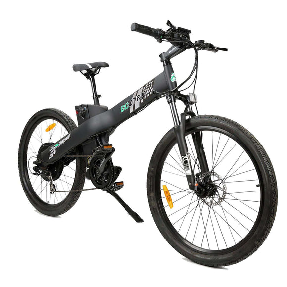 Ecotric Seagull 48V Electric Mountain BikeRelax And Ride Bikes