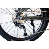Quietkat Ridgerunner Mid Drive Electric Mountain BikeRelax And Ride Bikes