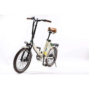 GreenBike Electric Motion Classic LS Folding Electric BikeFolding Electric BicycleGreenBike Electric MotionRelax And Ride Bikes