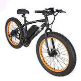 Ecotric Fat Tire Beach Snow Electric BikeRelax And Ride Bikes