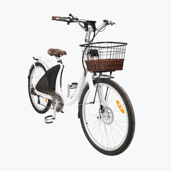 Ecotric Lark 500W 36V Electric City BikeRelax And Ride Bikes