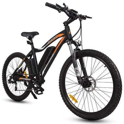 Ecotric Leopard Mountain Electric BikeRelax And Ride Bikes