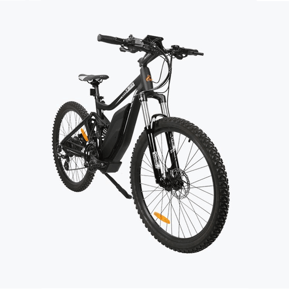 Ecotric Tornado 750W Full Suspension MTB Electric BikeRelax And Ride Bikes