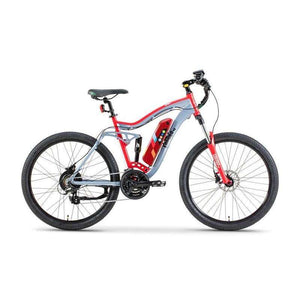 GreenBike Electric Motion Enduro 48 Mountain Electric BikeRelax And Ride Bikes
