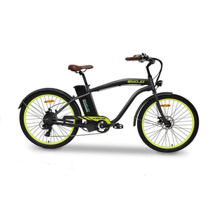 EMOJO Hurricane Beach Cruiser Electric BikeRelax And Ride Bikes