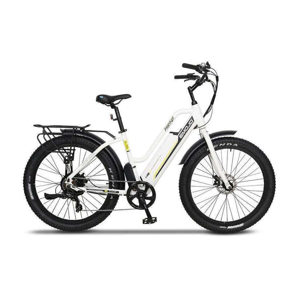 EMOJO Panther Step Through Electric BikeRelax And Ride Bikes