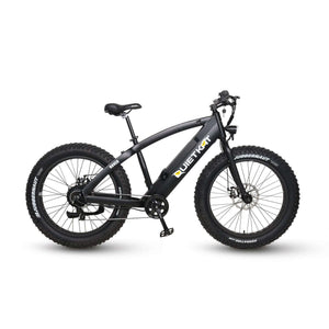 QuietKat Rover 750 Hub Motor Drive Fat Tire Electric BikeMountain Electric BikeQuietKatRelax And Ride Bikes