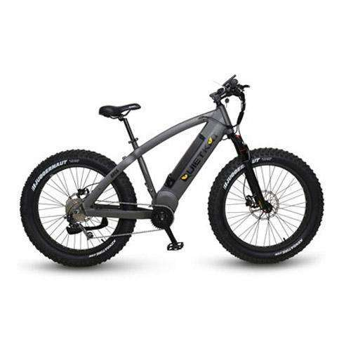 Quietkat Apex 1000 FatKat Fat Tire Electric BikeRelax And Ride Bikes