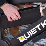 Quietkat Electric Bike Battery & ChargerRelax And Ride Bikes
