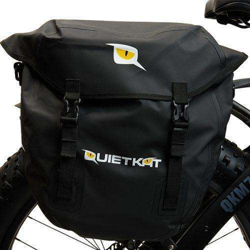 Quietkat Electric Bike Pannier Bags (Set of 2)AccessoriesQuietKatRelax And Ride Bikes