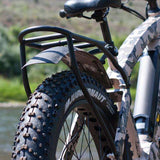 Quietkat Pannier Saddlebag Electric Bike RackRelax And Ride Bikes