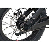 Quietkat Voyager Folding Electric BikeRelax And Ride Bikes