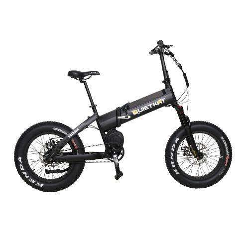 Quietkat Voyager 750 Folding Electric BikeFolding Electric BicycleQuietKatRelax And Ride Bikes